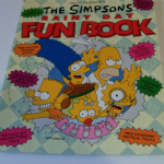 The Simpsons Rainy day Book 1997